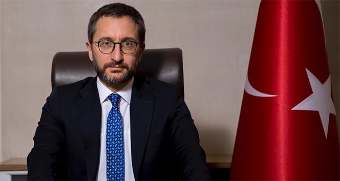 İletişim Başkanı Altun: 'Libya hükümeti, Türkiye'nin askeri desteğini talep etti'