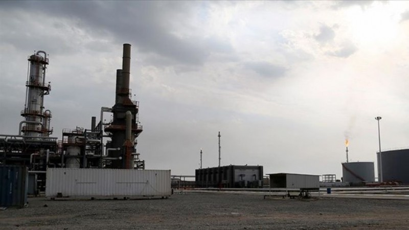 Irak'ın en büyük rafinerisi yıllar sonra yeniden aktif