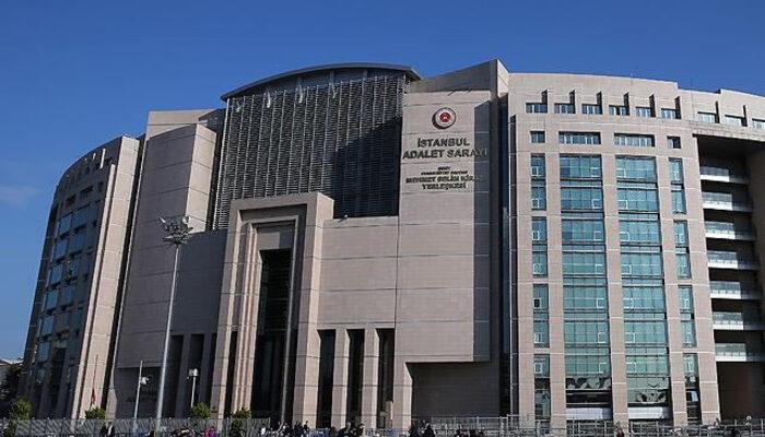 İstanbul Adliyesi'nde görevli hakimin eşinde koronavirüs çıktı! Mahkeme personeli karantinaya alındı