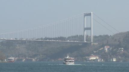 İstanbul Boğazı'na yeni düzenleme
