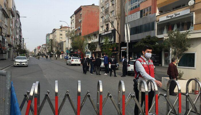 İstanbul'da bir meydan daha yaya trafiğine kapatıldı