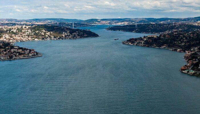 İstanbul'da deniz trafiğine 'koronavirüs' etkisi! Yüzde 50 oranında azaldı