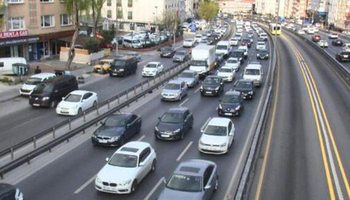 İstanbul'da koronavirüs günlerinde trafik yoğunluğu!