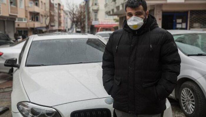 İstanbul'da lüks otomobilin tüm elektronik aksamını çaldılar