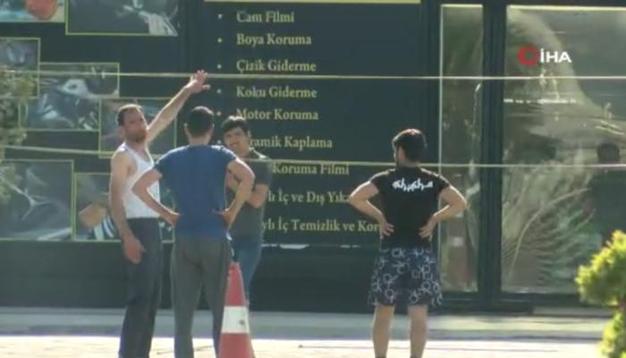 İstanbul'da pes dedirten görüntüler! Yasağı hiçe saydılar