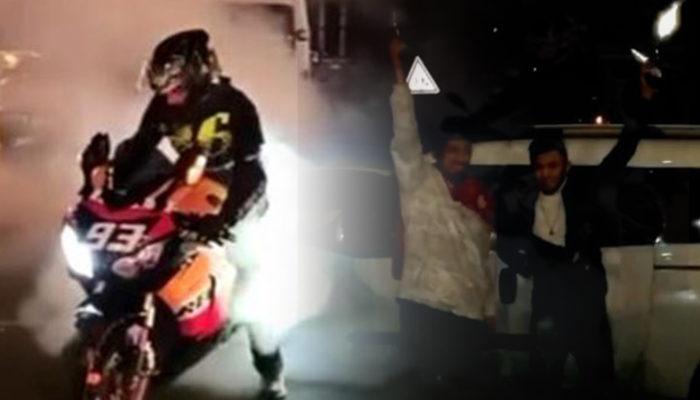 İstanbul'da şoke eden görüntüler! Polis peşlerine düştü