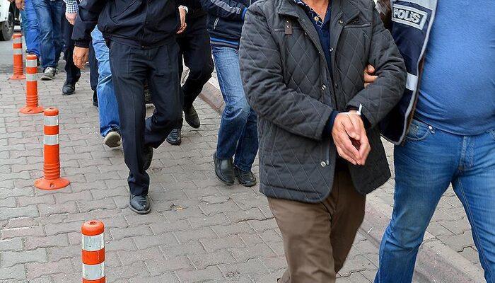 İstanbul merkezli 5 ilde operasyon! Çok sayıda kişiye gözaltı