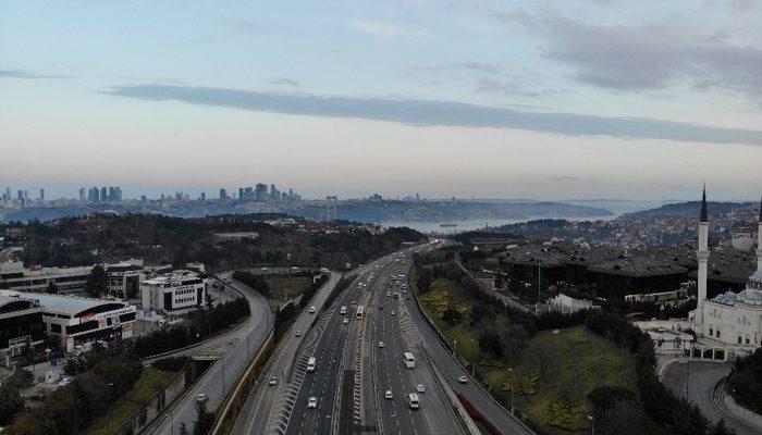İstanbul trafiğine 'koronavirüs' etkisi! Yüzde 25'e kadar düştü