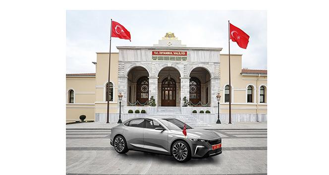 İstanbul Valisi Yerlikaya'dan yerli ve milli otomobil paylaşımı