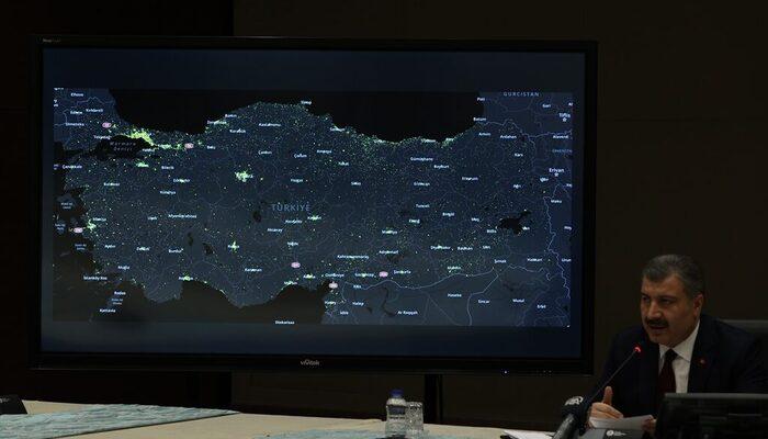 İşte Türkiye'nin koronavirüsle mücadelesinde son durum!