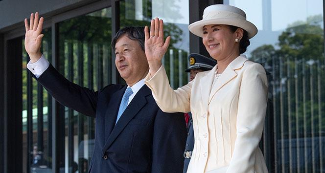 Japonya İmparatoru'ndan yeni yıl mesajı: 'Felaketsiz bir yıl diliyorum'
