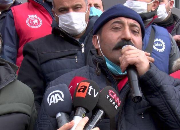 Kadıköy Belediyesi'nde grev