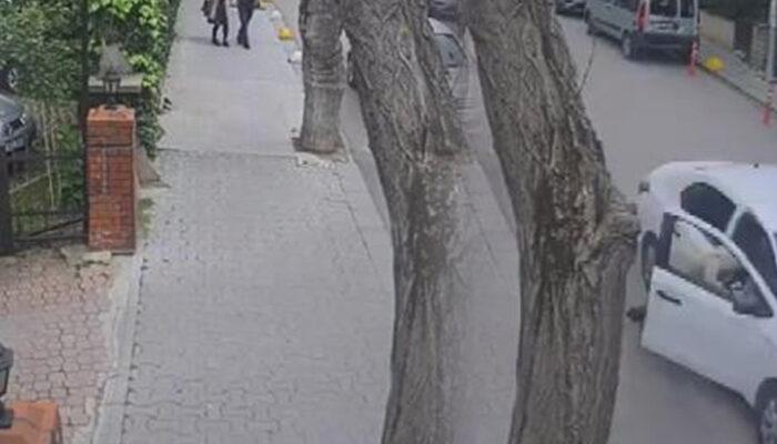 Kadıköy'de kapkaç dehşeti! Metrelerce yerde sürüklendi