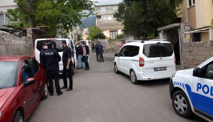 Kahramanmaraş'ta bir kişi 2 saat arayla 2 kişiyi vurdu