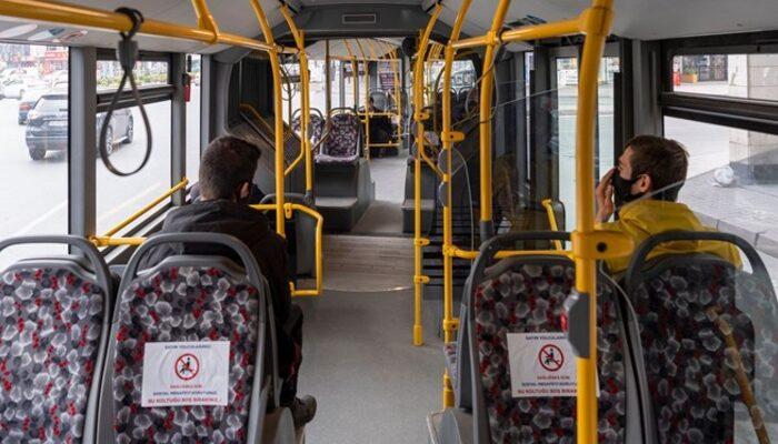 Kayseri'de halk otobüsü şoförü koronavirüsten hayatını kaybetti
