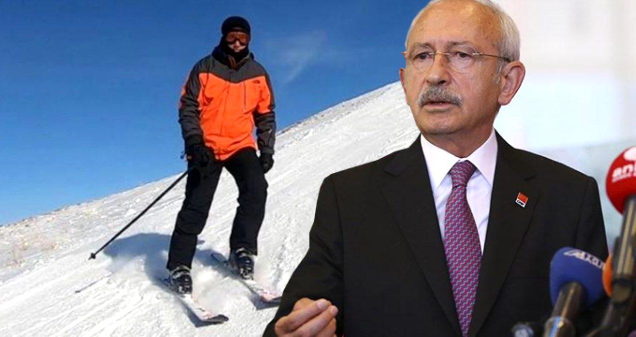 Kılıçdaroğlu'ndan İmamoğlu'nun kayak tatili için günler sonra ilk yorum