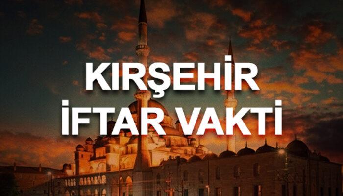 Kırşehir iftar saati 2020: Kırşehir iftar vakti kaçta? Oruç açmaya ne kadar kaldı?