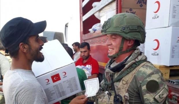 Kızılay, Barış Pınarı Harekatı için düğmeye bastı