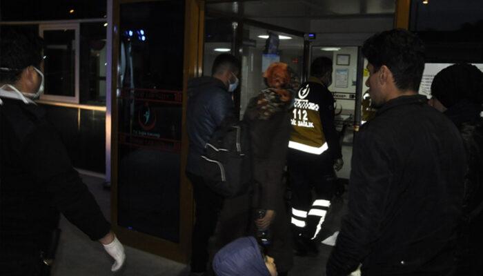 Koronavirüs şüphesi taşıyan 3 kişilik aile hastaneden kaçtı