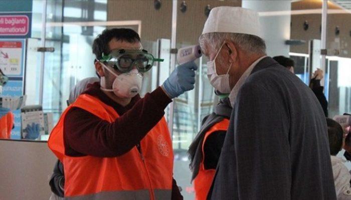 Koronavirüse karşı '14 gün kuralı'na uymayanlara 3 bin 150'şer lira para cezası
