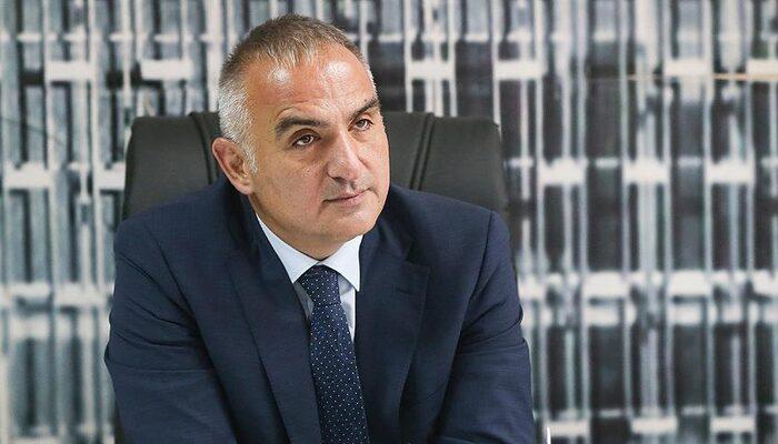 Kültür ve Turizm Bakanı Mehmet Nuri Ersoy normalleşme için tarih verdi