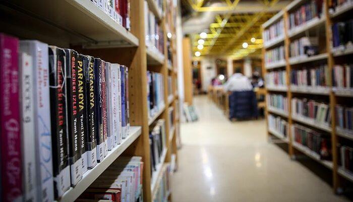 Kültür ve Turizm Bakanlığı'ndan koronavirüs önlemi: Kütüphaneler kapatılacak