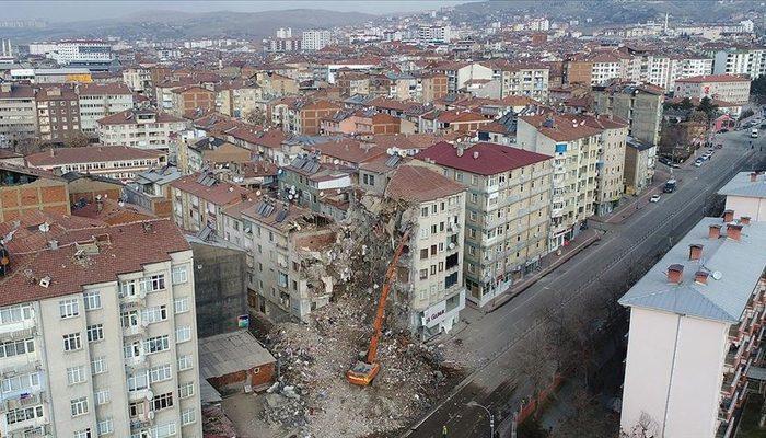 Malatya Valiliği yıkılacak bina sayısını açıkladı