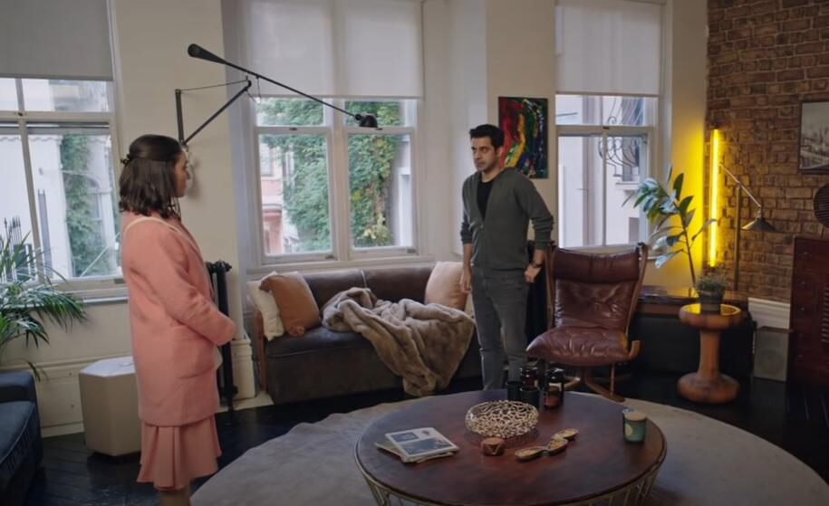 Masumlar Apartmanı Esat'ın evi nerede? Masumlar Apartmanı Esat'ın evi dikkat çekti