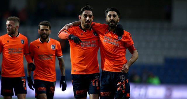 Medipol Başakşehir, Yeni Malatyaspor'u farklı skorla geçti