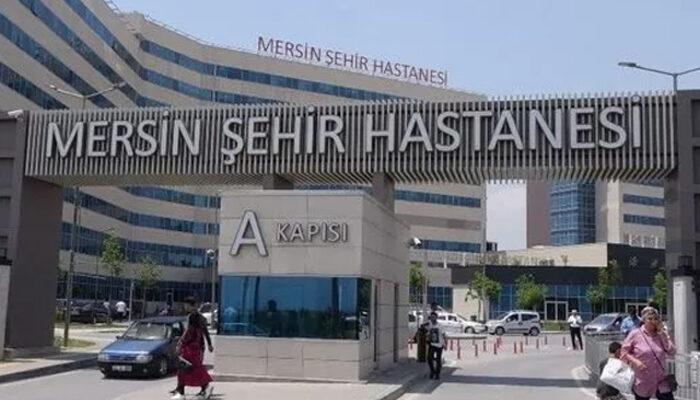 Mersin Şehir Hastanesi'ndeki korkunç iddiayla ilgili flaş gelişme