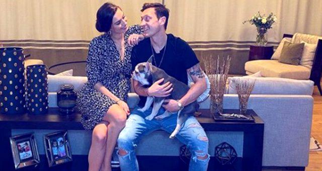 Mesut Özil'in eşi Amine Gülşe'nin hamile olduğu ortaya çıktı
