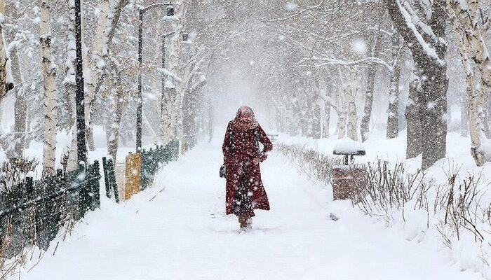 Meteoroloji'den Doğu Anadolu Bölgesi'ne kar uyarısı