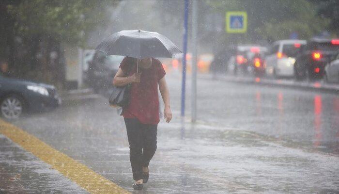 Meteoroloji'den yağış uyarısı! (20 Nisan yurtta hava durumu)