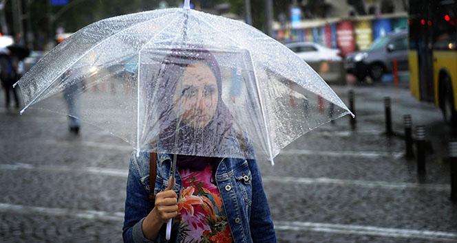 Meteorolojiden 4 il için yağış uyarısı