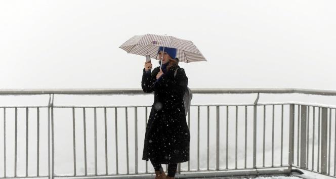 Meteorolojiden 5 il için yağmur ve kar uyarısı