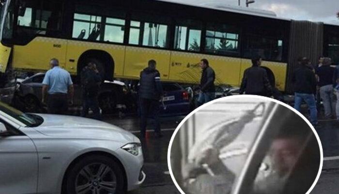 Metrobüsteki şemsiyeli saldırıyla ilgili yeni gelişme! Cezası belli oldu