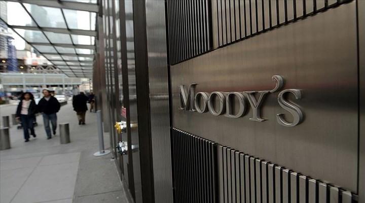 Moody's, Türkiye'nin büyüme tahminlerini güncelledi