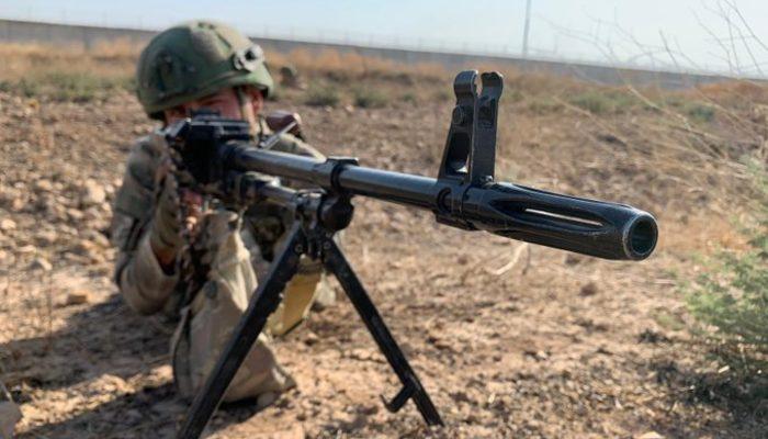 MSB duyurdu! PKK'nın hain saldırı girişimi son anda engellendi