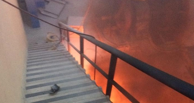 Ordu'da santralde patlama: 4 yaralı