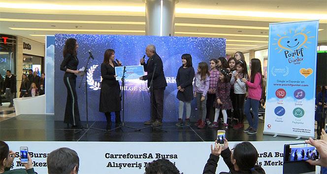 'Pozitif Günler' Bursa ve Mersin'deki ödül törenleri ile sona erdi