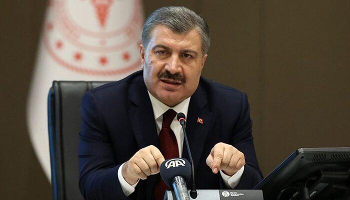 Sağlık Bakanı Fahrettin Koca'dan gece yarısı dikkat çeken paylaşım: Gurur duyuyorum