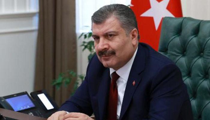 Sağlık Bakanı Fahrettin Koca İngiliz ve Rus mevkidaşlarıyla görüştü