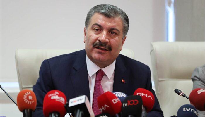 Sağlık Bakanı Fahrettin Koca koronavirüsle mücadele için alınan yeni tedbirleri açıkladı