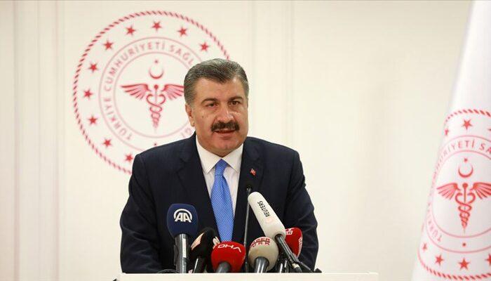 Sağlık Bakanı Koca: Tedbirlere uyarsak hastalığın yayılımını kontrol altına alabiliriz