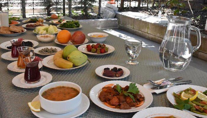 Sahurda tok tutan yiyecekler nelerdir? 2020 Ramazan ayı için iftar ve sahur önerileri