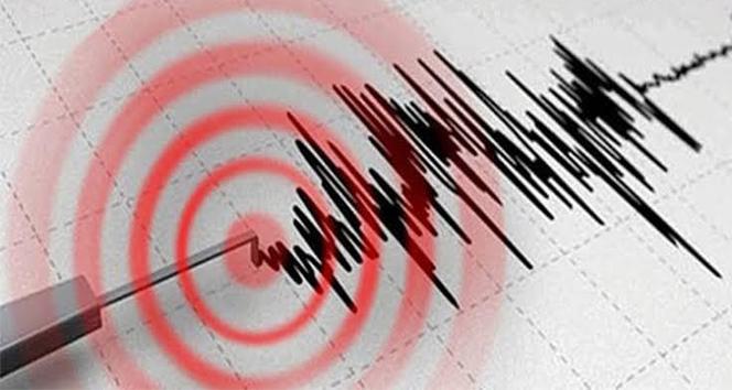 Simav'da 3,2 büyüklüğünde deprem