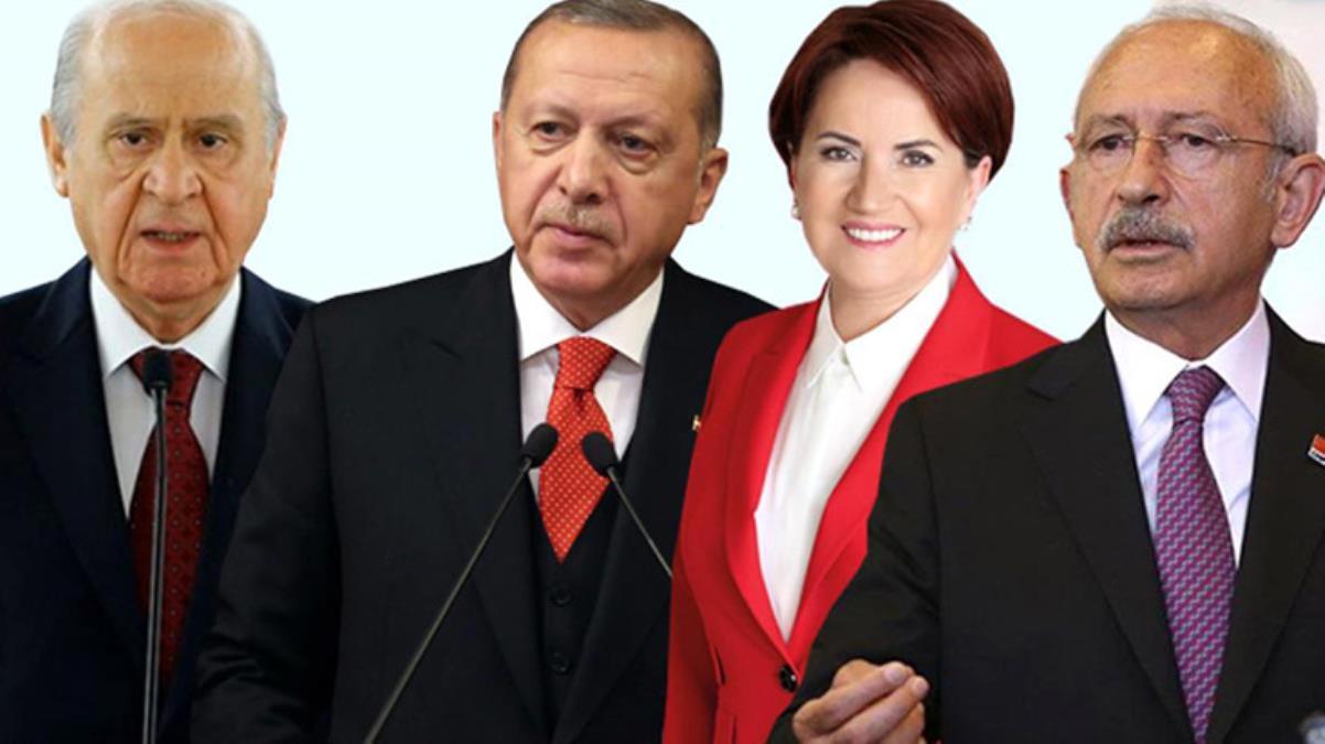 Son ankette, seçim barajını sadece AK Parti ve CHP geçebiliyor