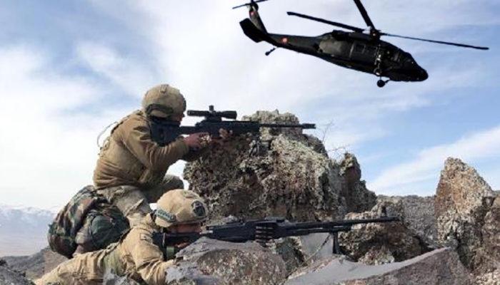 Son dakika: 3 ilde Kapan-8 'Ağrı Dağı-Çemçe-Madur' operasyonu başladı