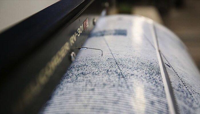 Son dakika! Akdeniz'de 4,1 büyüklüğünde deprem
