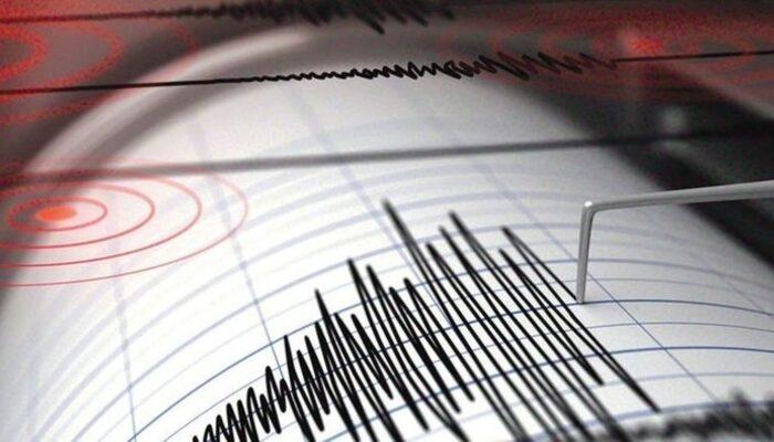 Son dakika: Akdeniz'de Marmaris açıklarında 4.4 büyüklüğünde deprem